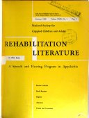 Rehabilitation Literature Book PDF