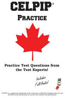 CELPIP Practice: Canadian English Language Proficiency Index Program® Practice Test Questions