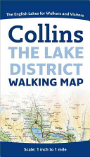 Collins The Lake District Walking Map