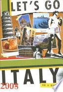 Let s Go 2008 Italy