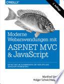 Moderne Web Anwendungen Mit Asp Net Mvc Und Javascript