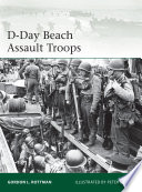 D Day Beach Assault Troops