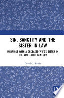 Sin  Sanctity and the Sister in Law Book PDF