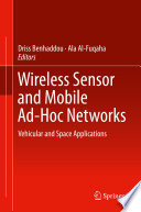 Wireless Sensor and Mobile Ad Hoc Networks
