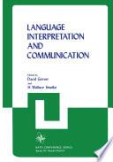 Language Interpretation and Communication