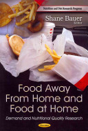 Food Away From Home And Food At Home