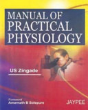 Manual Of Practical Physiology