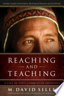 Reaching and Teaching