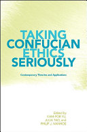 Taking Confucian Ethics Seriously