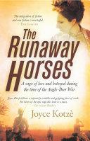 The Runaway Horses Book