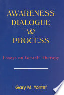 Awareness  Dialogue   Process : ...
