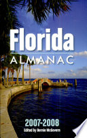 Florida Almanac 2007 2008 Book PDF