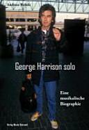George Harrison solo