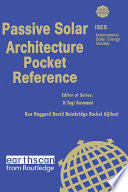 Passive Solar Architecture Pocket Reference