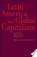 Latin America And Global Capitalism book