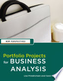 New Perspectives  Portfolio Projects for Business Analysis