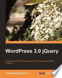 Wordpress 3 0 Jquery