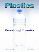 Plastics: Materials and Processing