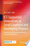 ICT Supported Innovations in Small Countries and Developing Regions