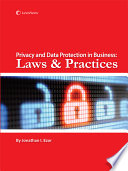 Privacy and Data Protection in Business  Laws and Practices