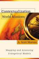 download ebook contextualization in world missions pdf epub