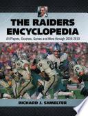 The Raiders Encyclopedia