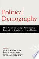 Political Demography
