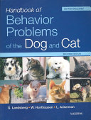 Handbook of Behavior Problems of the Dog and Cat