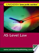 Cavendish As Level Lawcard
