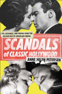 Scandals of Classic Hollywood Book