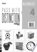 Pass With Distinction Primary Mathematics Book 4 Answers Booklet