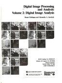 Digital Image Processing And Analysis Digital Image Analysis