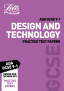 AQA GCSE 9-1 Design and Technology Practice Test Papers