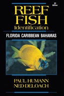 Reef Fish Identification   Florida Caribbean Bahamas   4th Edition