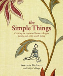 Ebook The Simple Things Epub Antonia Kidman,Sally Collings Apps Read Mobile