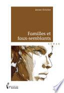 Familles et faux-semblants