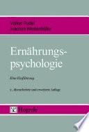 Ernährungspsychologie