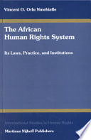 The African Human Rights System