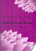 Rule Systems Theory