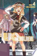 UQ Holder : member of uq holder. kirië looks like a...