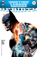 Justice League of America  Rebirth  2017    1