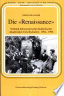 """Die """"Renaissance"""""""