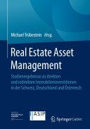 Real Estate Asset Management