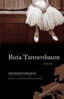 Ruta Tannenbaum Part Of Yugoslavia In The Period Between