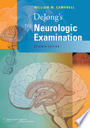 DeJong s The Neurologic Examination