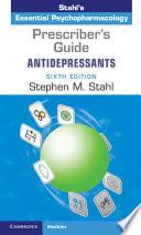 Prescriber s Guide  Antidepressants