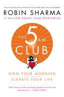 The 5 AM Club Book