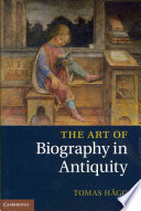 The Art Of Biography In Antiquity book