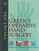 Green S Operative Hand Surgery