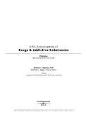 The UXL Encyclopedia of Drugs   Addictive Substances